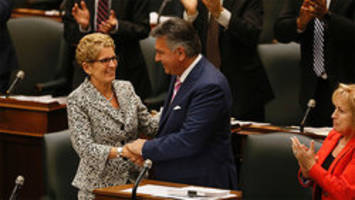 Ontario Liberal budget passes easily