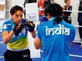 India's gold quest begins! Nation's athlete's prepare to beat 2010 medal count at Commonwealth games