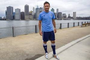 Frank Lampard latest star to join MLS